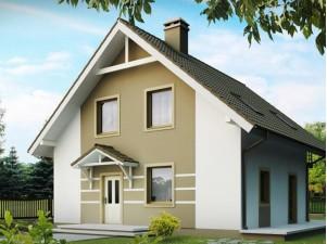 Проекты домов площадью от 100 до 150 кв.м.