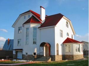 Проекты домов площадью от 200 кв.м.